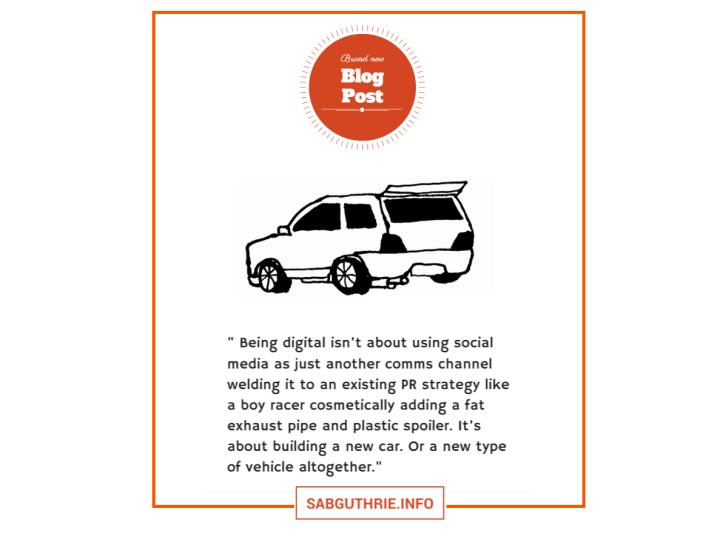 Digital media. social business.