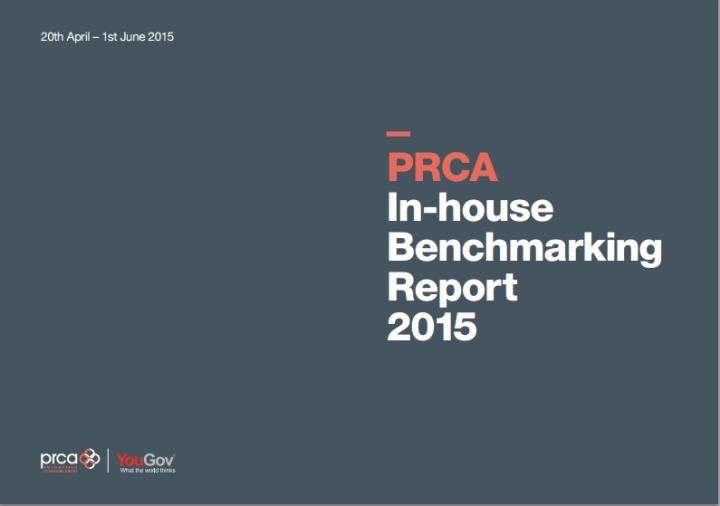 PRCA inhouse report summary by Scott Guthrie sabguthrie