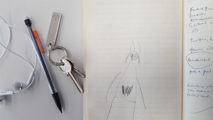 Constance doodle 2